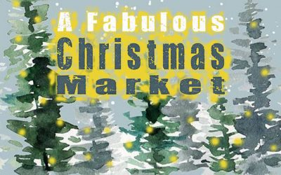 A Fabulous Christmas Market in The George